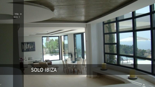 Villa in Ibiza I booking