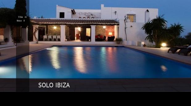 Villa in Ibiza II reverva