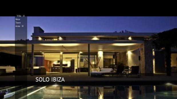 Villa in Ibiza Town Area IV reverva