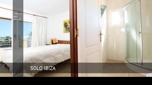 Villa in Ibiza Town IV booking