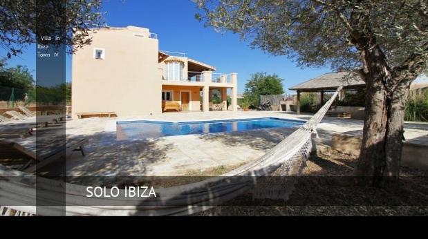 Villa in Ibiza Town IV opiniones