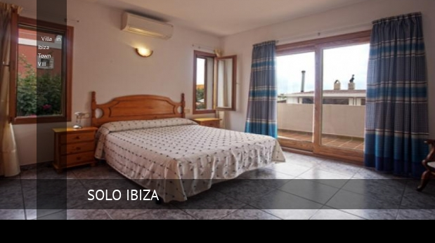 Villa in Ibiza Town VIII booking