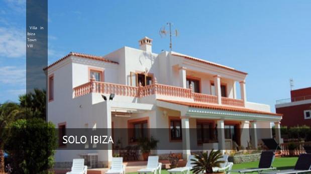 Villa in Ibiza Town VIII reverva