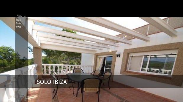 Villa in Ibiza Town XVIII opiniones