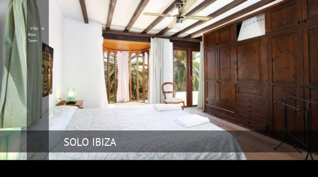 Villa in Ibiza Town booking