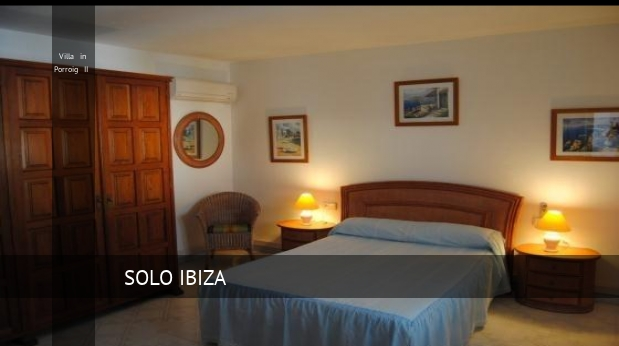 Villa in Porroig II booking