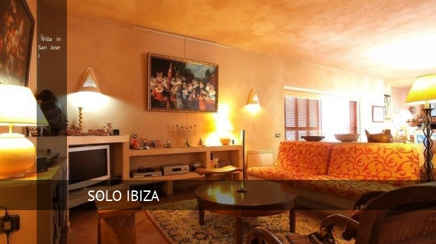 Villa in San Jose I booking