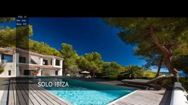 Villa in San Jose Ibiza XIV opiniones