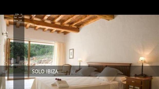Villa in San Jose Ibiza XX opiniones