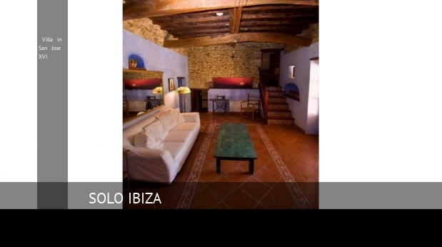 Villa in San Jose XVI booking