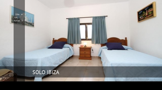 Villa in San Rafael II booking