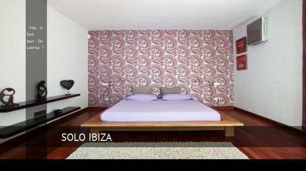 Villa in Sant Joan De Labritja I booking