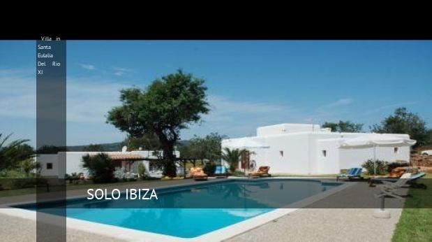 Villa in Santa Eulalia Del Rio XI reverva
