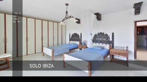 Villa in Santa Eulalia Des Riu I booking