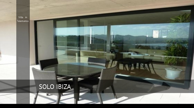 Villa in Talamanca booking