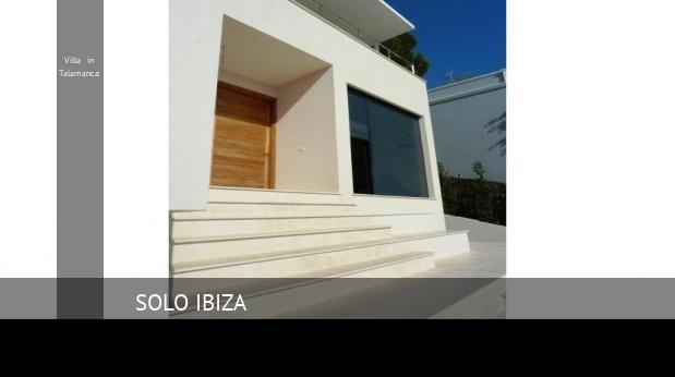 Villa in Talamanca opiniones