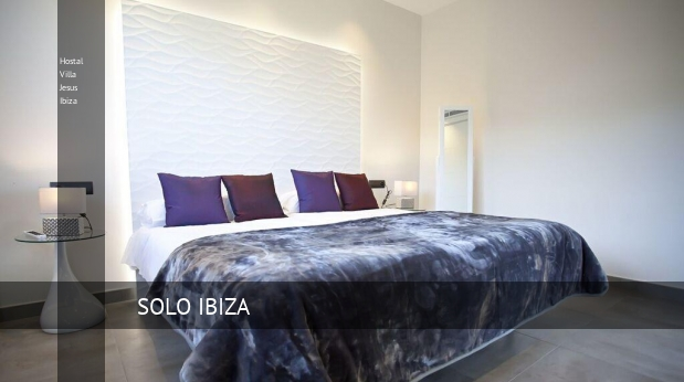 Hostal Villa Jesus Ibiza booking