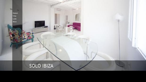 Hostal Villa Look Ibiza reverva