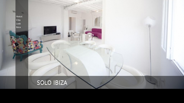 Hostal Villa Look Ibiza