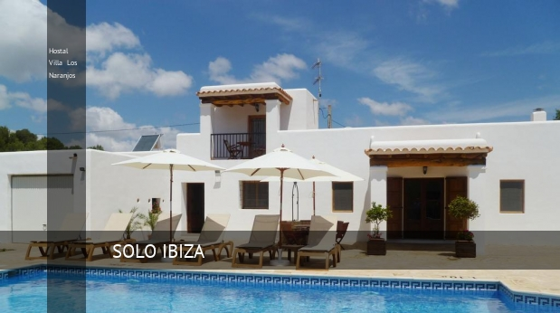 Hostal Villa Los Naranjos booking