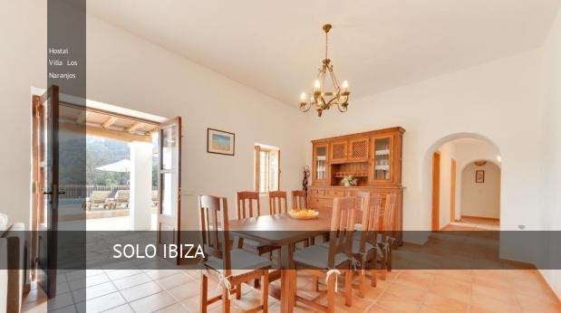 Hostal Villa Los Naranjos opiniones