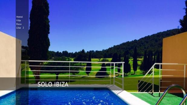 Hostal Villa Roca Llisa 2 reverva