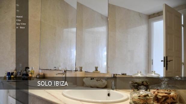 Hostal Villa Sea-View in Ibiza opiniones