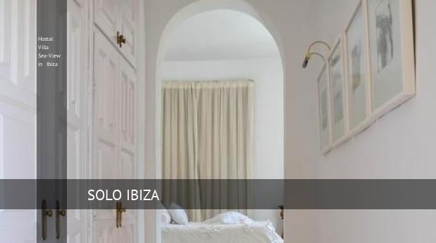 Hostal Villa Sea-View in Ibiza reverva