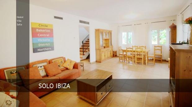 Hostal Villa Sofia reverva