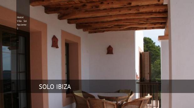 Hostal Villa Sol Naciente 1 booking