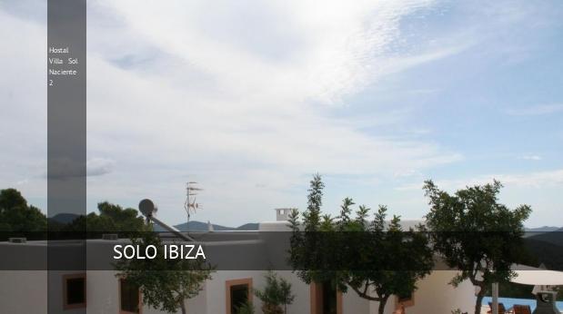 Hostal Villa Sol Naciente 2 opiniones