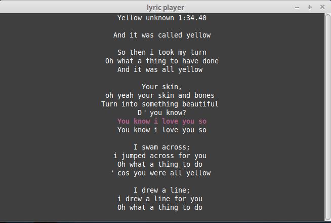 lyric-player - npm