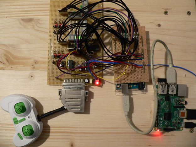 Hardware Mods of QuadCop Hack