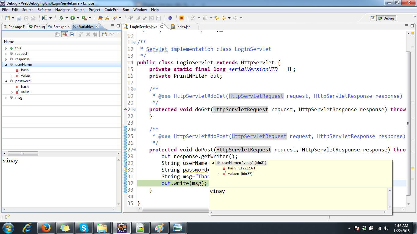 Core Java, Jdbc, Struts 1, 2, Spring, Hibernate, Solr, C, C