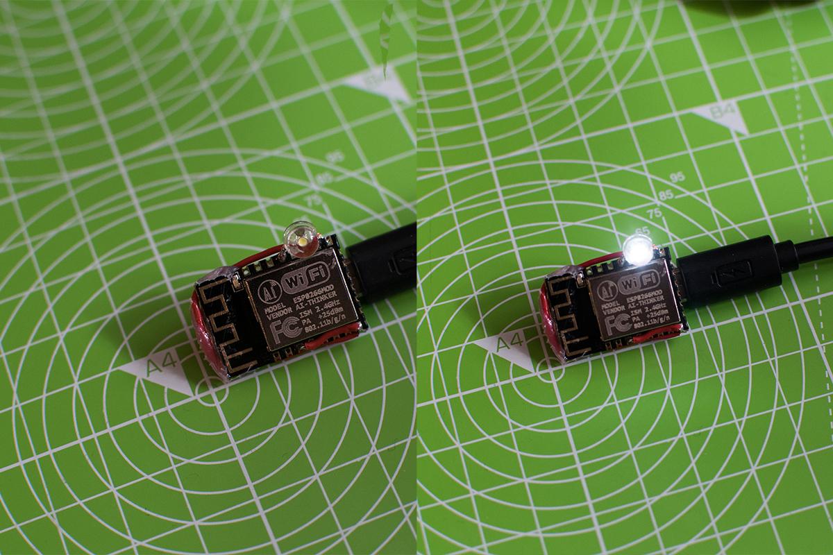 blinky esp8266 deauth detector