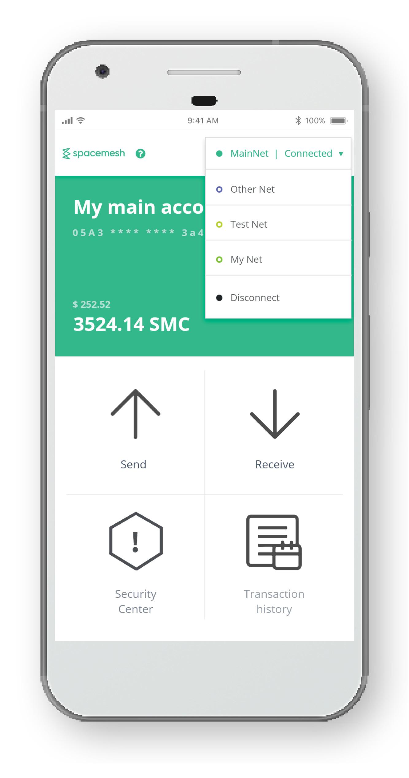 GitHub - spacemeshos/app: [DEPRECATED] The cosmic Spacemesh