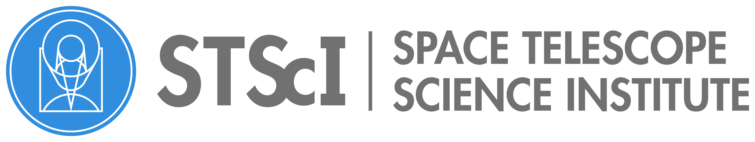 Space Telescope Logo