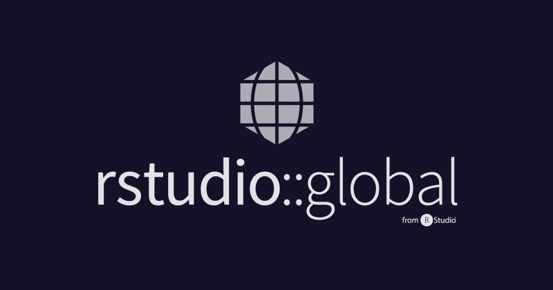 RStudio Global Logo