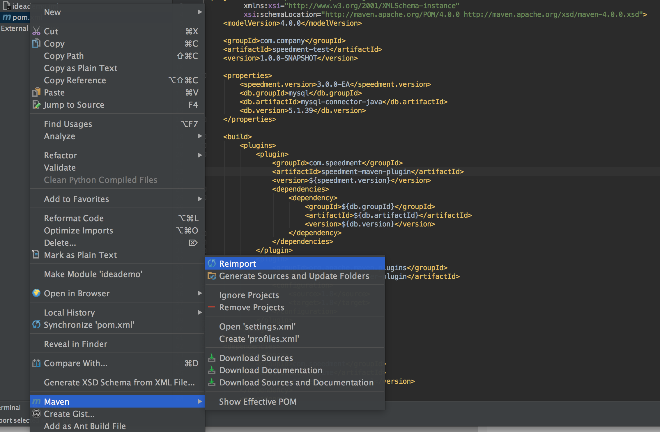 Tutorial: Set up the IDE · speedment/speedment Wiki · GitHub