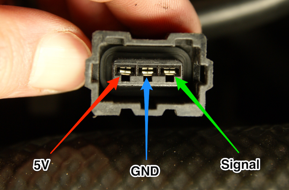 it is highly recommended to replace this with a variable tps (vtps) that  provides a signal indicating the current throttle position  the original  wiring can