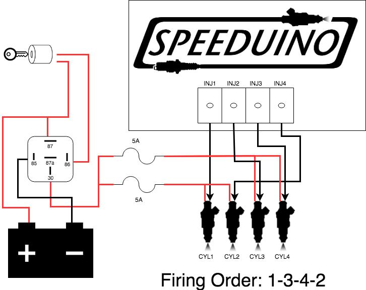 Injector wiring - Sduino on throttle position sensor diagram, map sensor diagram, egr valve diagram, injector sensor, spark plugs diagram, fuel pump diagram, injector pump diagram, injector transformer, ignition coil diagram, fuel injector diagram,