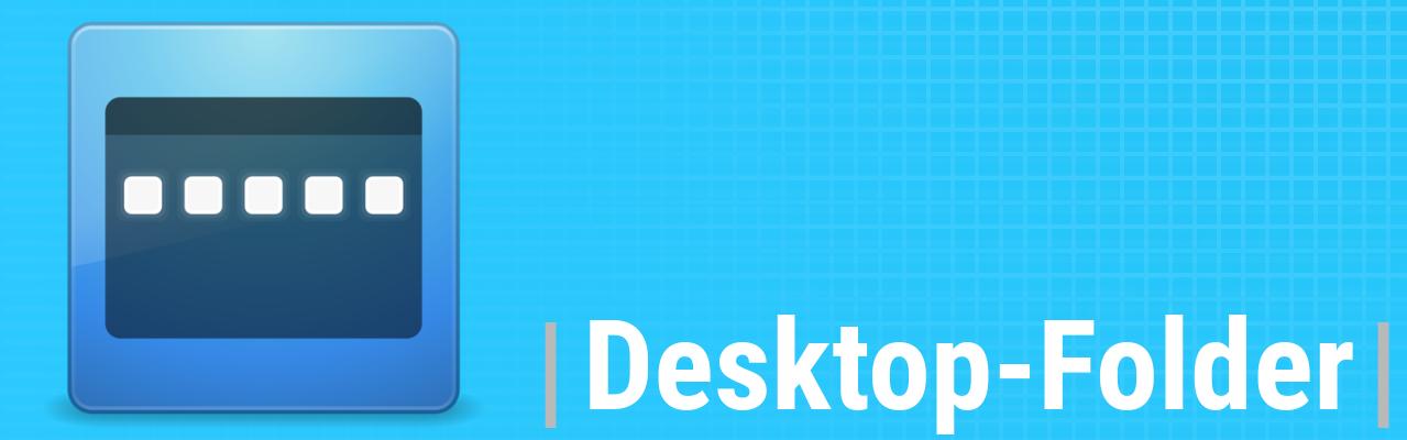 Desktop Folder Banner