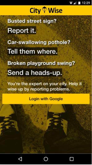 citywise login