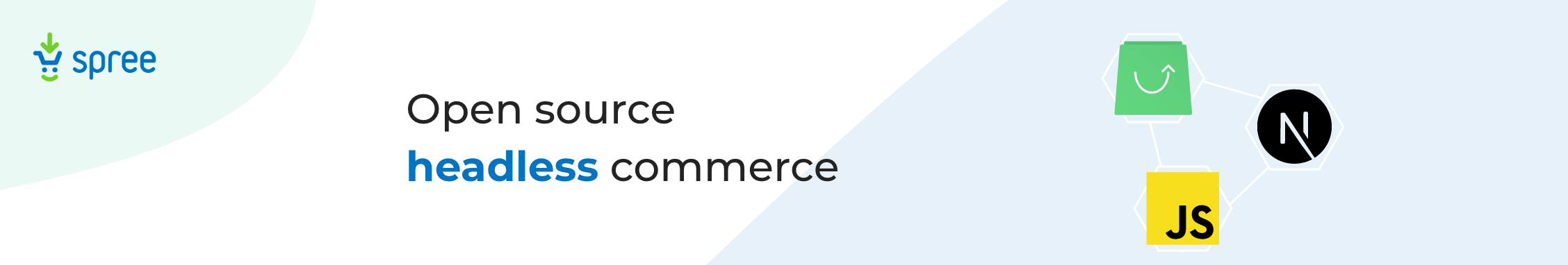 Spree Commerce - a headless open-source ecommerce platform for multi-store, marketplace, or B2B global brands