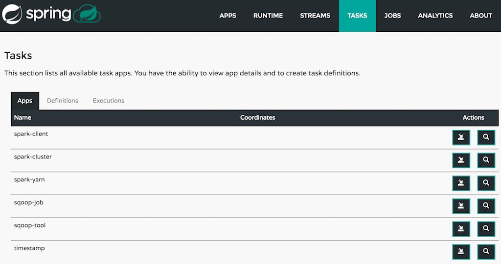 List of Task Apps