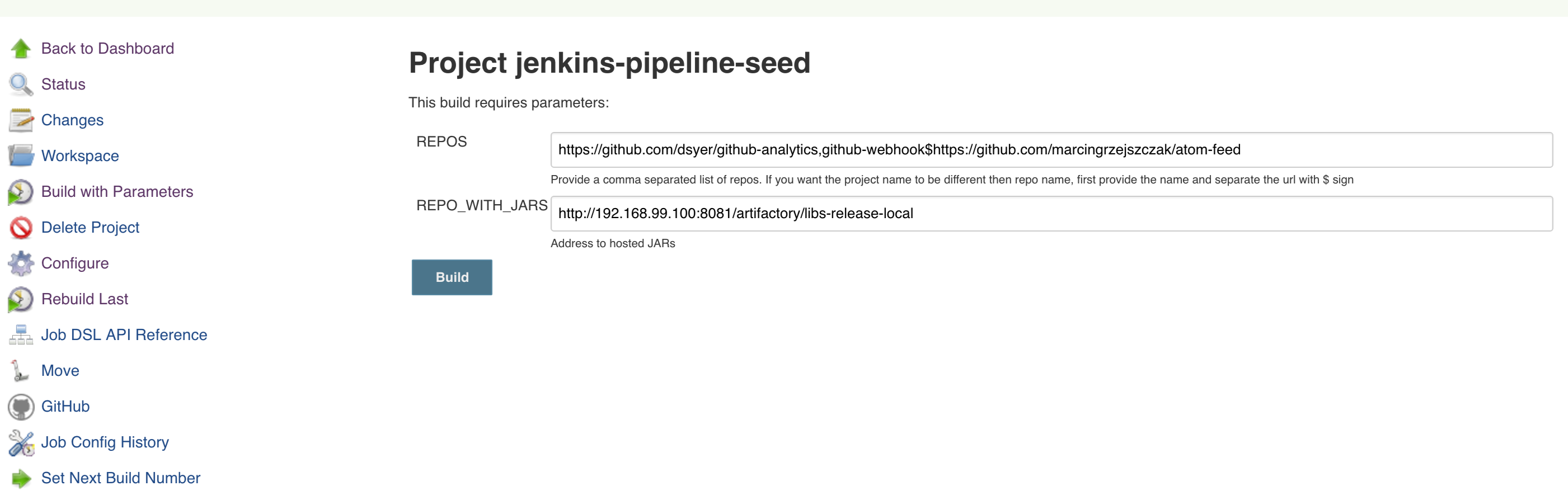 10  Jenkins Pipeline (Cloud Foundry)