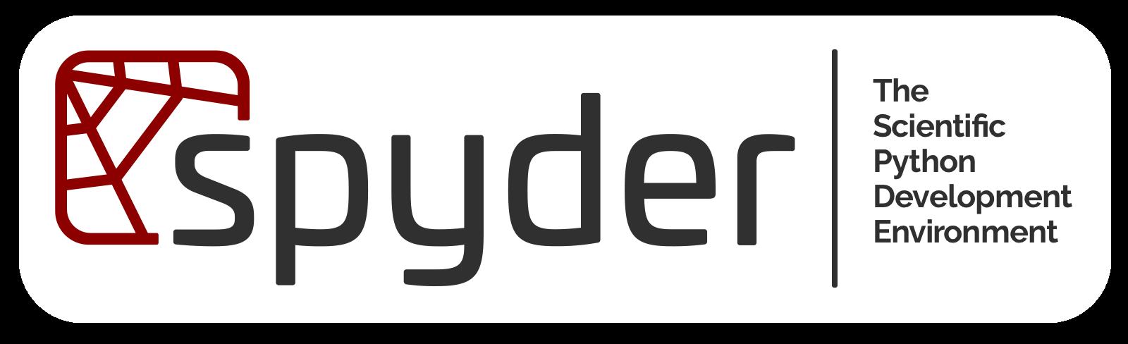 Spyder — The Scientific Python Development Environment