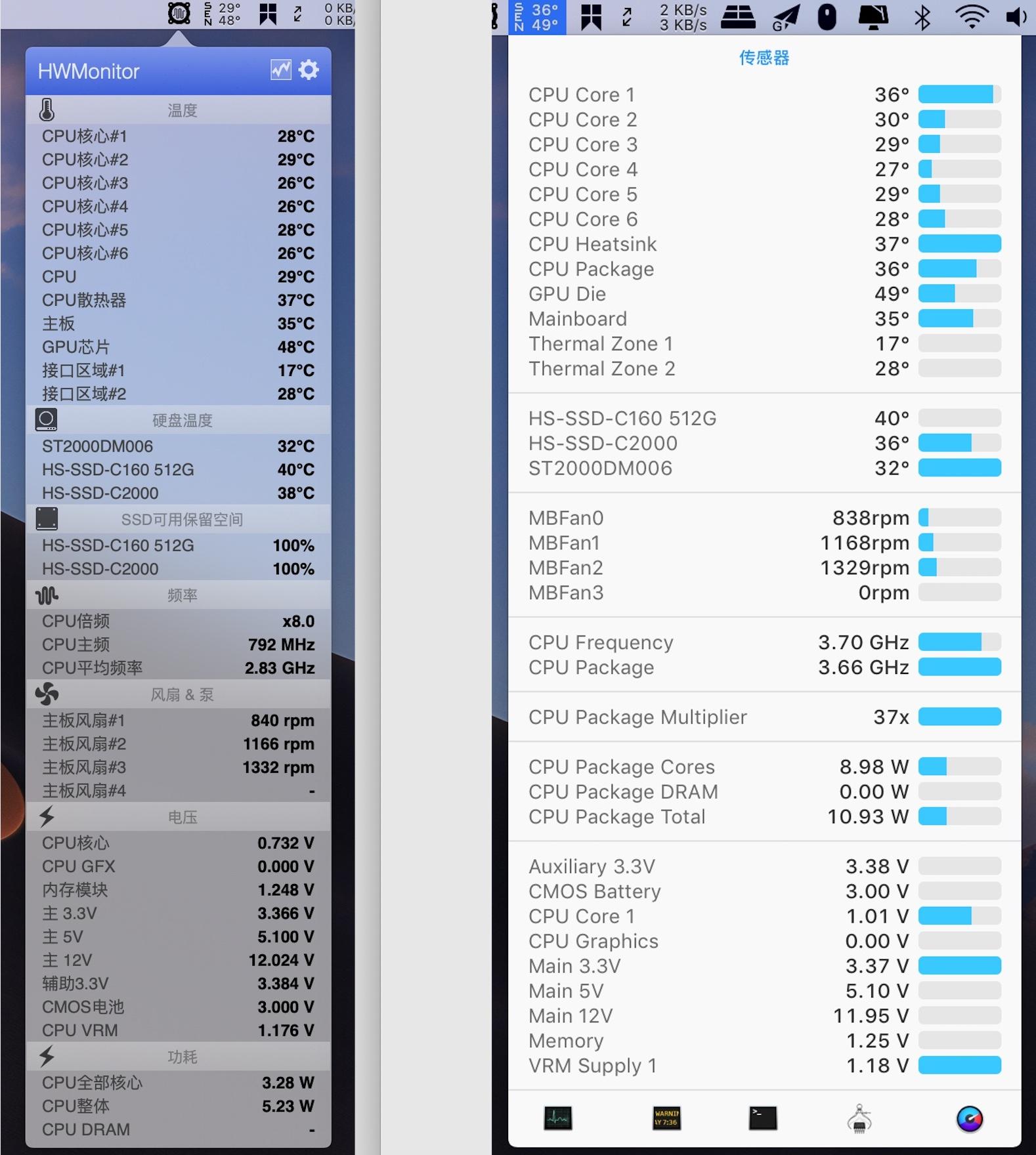 Gigabyte B360M DS3H 9600KF RX580