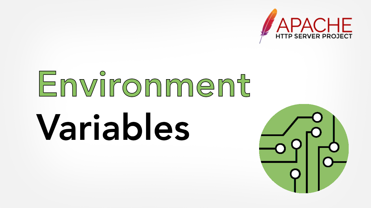 Environment Variables in Apache and Xampp