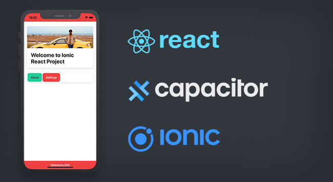 Getting Started with Ionic React